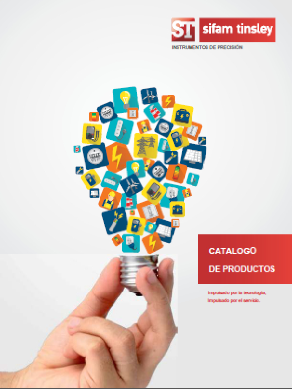 Product Overview Catalog (Spanish)