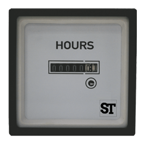 Sigma Series Elapsed Time Meter
